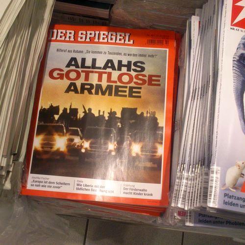 Allahs gottlose Armee