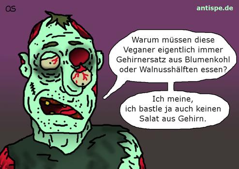 Zombie: Ersatz