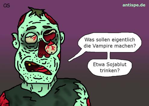 Zombie: Sojablut